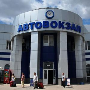 Автовокзалы Горно-Алтайска