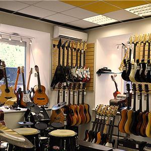 Музыкальные магазины Горно-Алтайска