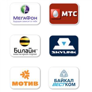 Операторы сотовой связи Горно-Алтайска