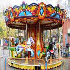 Парки культуры и отдыха Горно-Алтайска